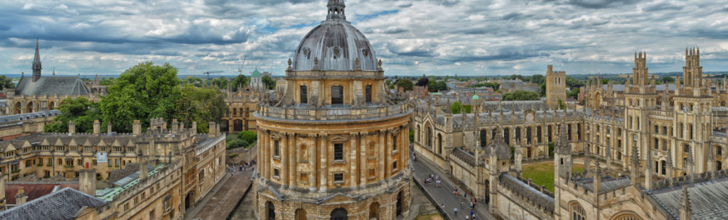 Top 3 things to do in Oxford this Autumn