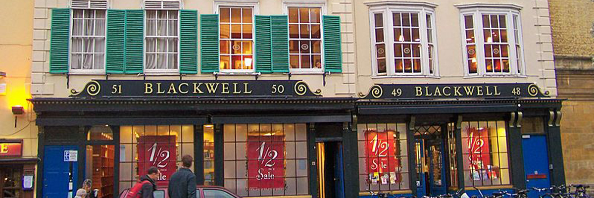 Blackwell-Bookshop-Oxford