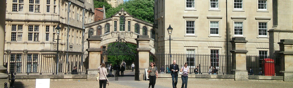 Top rainy day ideas in Oxford