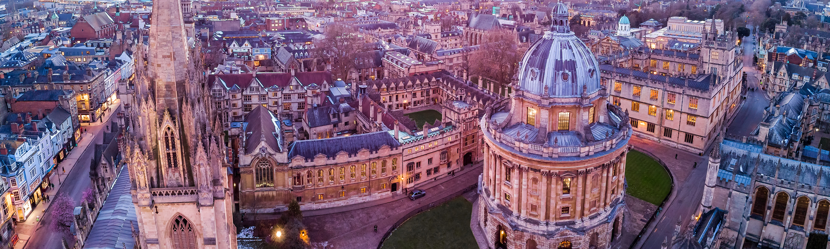 7 Reasons to Visit Oxford in Winter