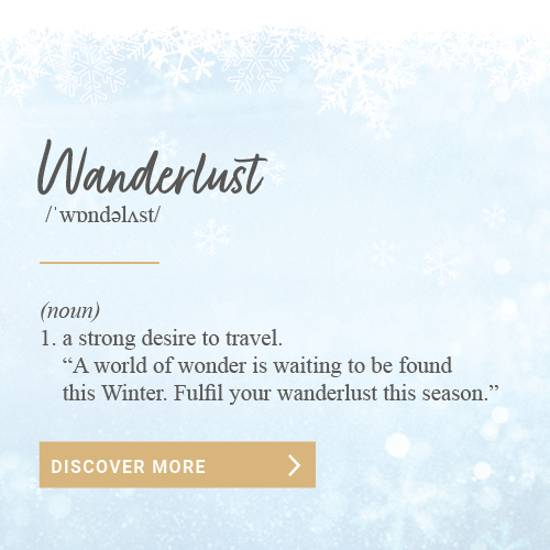 Winter Wunderlust