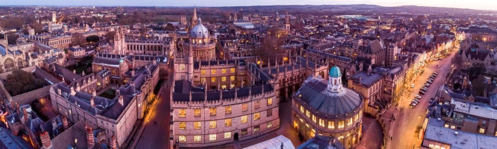 A bookworm's guide to Oxford: 7 places every literacy lover needs to visit