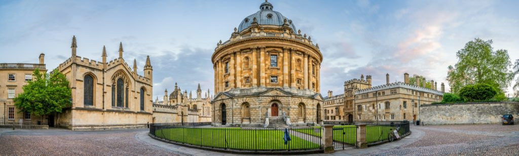 Oxford's Most Beautiful Photography Spots